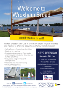 Learn to sail with Norfolk Yacht Club