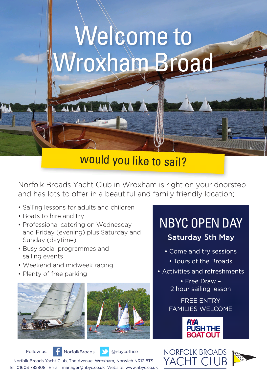 Water Activities in Norfolk - Visit Norfolk